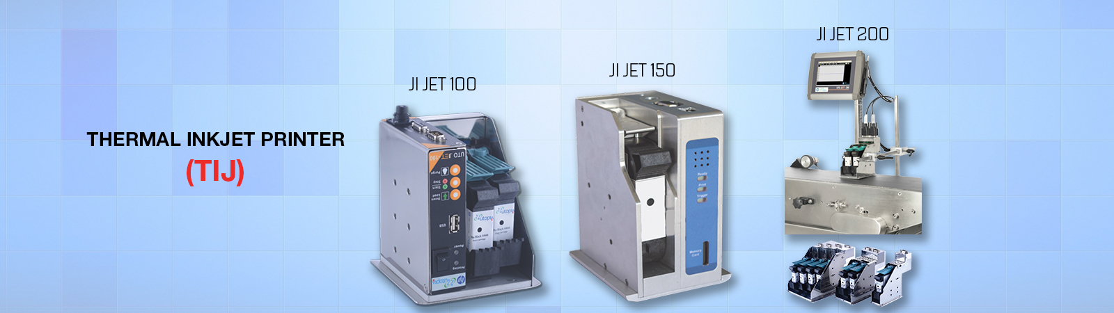 Spare Parts | Jet Inks Private Limited